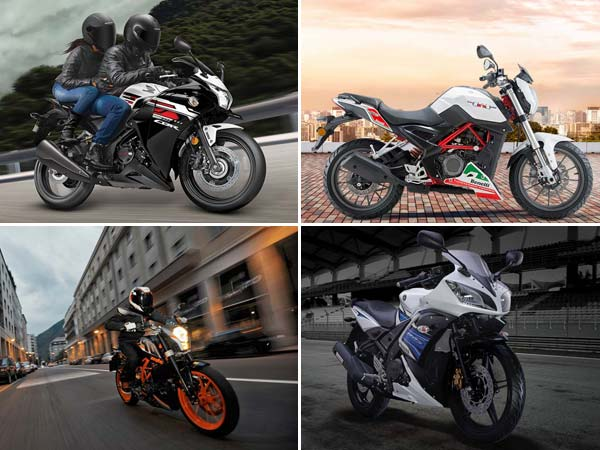 Best Bikes Under Rs 2 Lakh In India Drivespark News