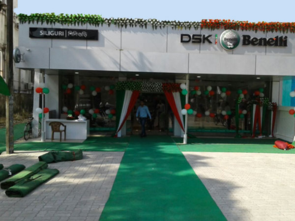 DSK Benelli Inaugurates Dealership In Siliguri, West Bengal