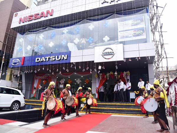 Nissan Expands Its Network With Eighth Dealership In Bengaluru