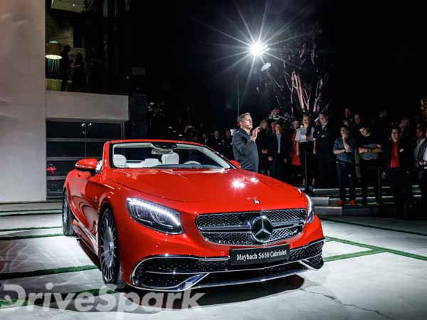 Wonderful Los Angeles Auto Show 2016 Mercedes E63 S AMG Makes
