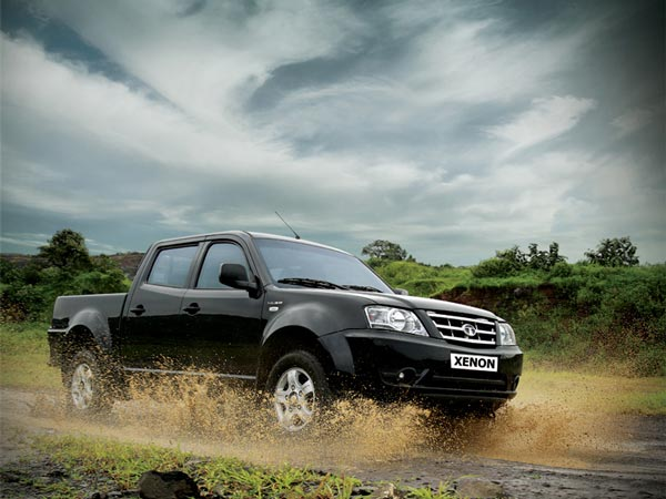 Tata Xenon Facelift To Be Launched In 2017
