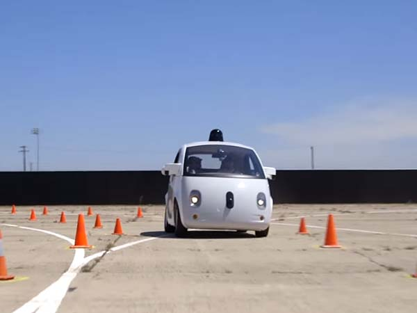 Self-Driving Car To Be Tested In Real Traffic In South Korea
