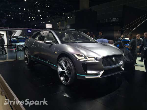 Half Of Jaguar Land Rover Cars Will Have Electric Option By 2020
