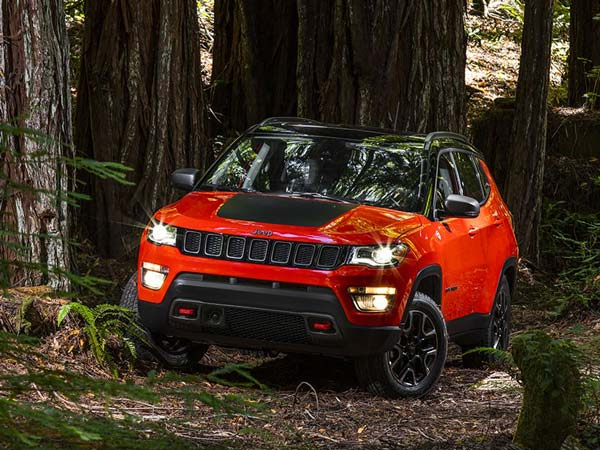 Jeep India To Launch Heavily Localised Compass Mid-Size SUV Soon