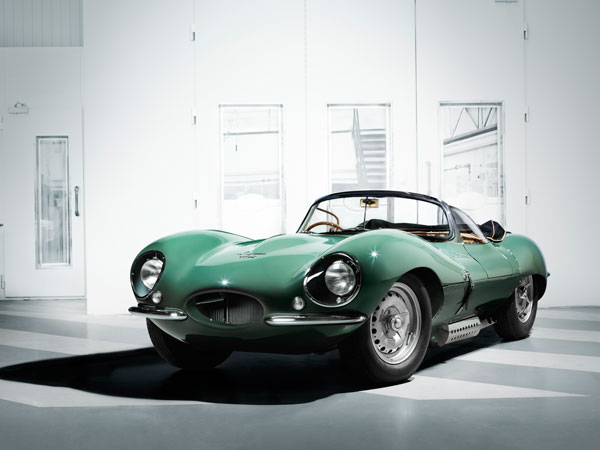 Jaguar Revives The Sizzling XKSS After 60 Years Gap