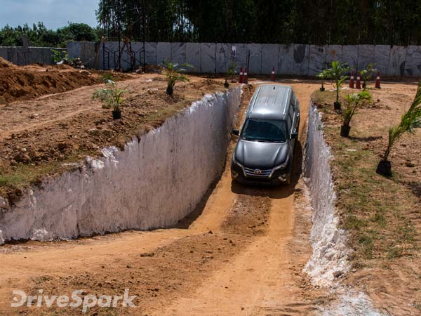 Toyota Fortuner Off-Road Review: We Put The SUV To The Ultimate Test To See If It's Mud-Happy
