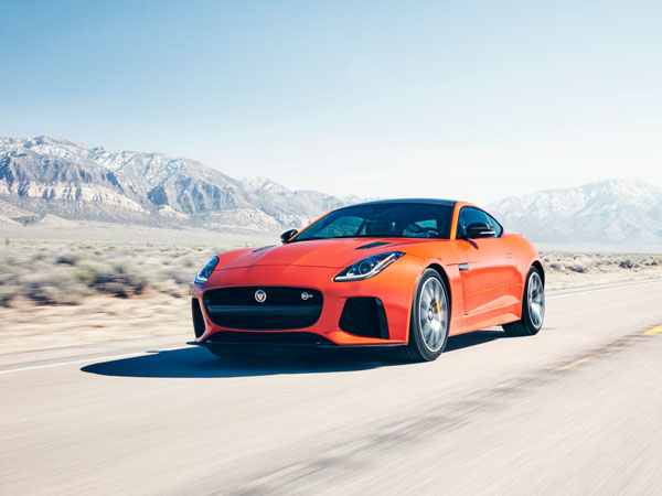 Recall: Problematic Suspension Bolt In Jaguar F-Type SVR