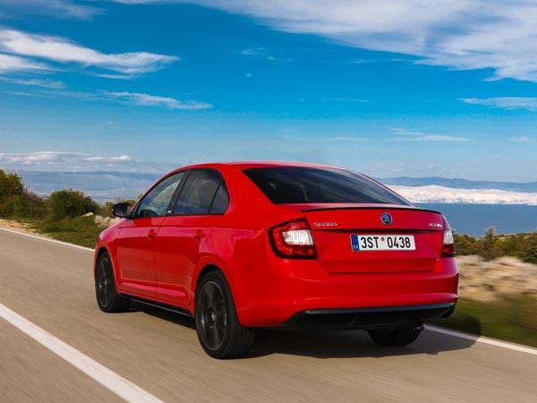 Skoda Rapid Monte Carlo Edition India Launch Details Drivespark News
