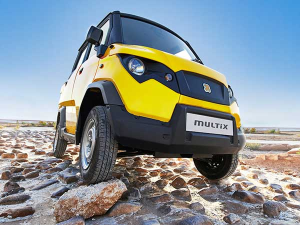 Eicher Polaris And Bank Of India Join Hands For Multix
