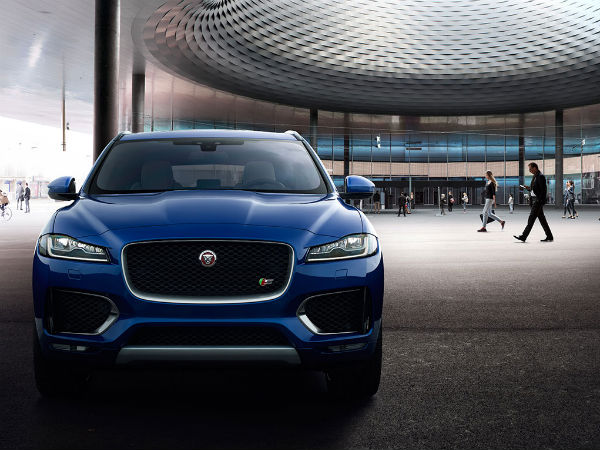 Jaguar F-Pace Becomes Women's World Car Of The Year