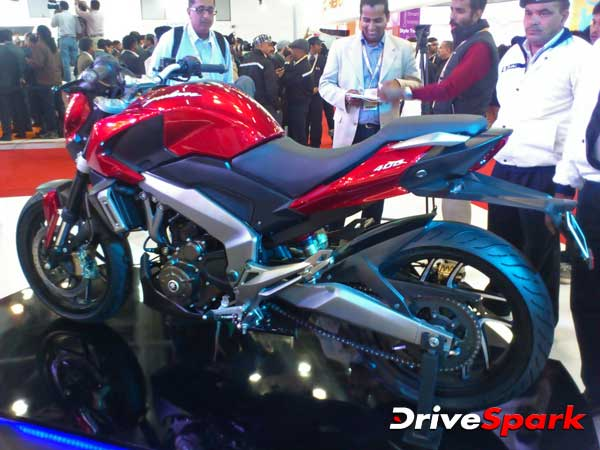 Bajaj Dominar 400 Production Begins – To Be Launched In Mid-December