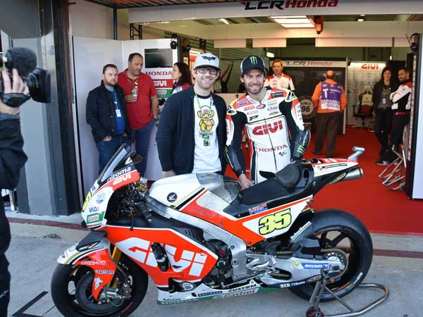 Cal Crutchlow To Undergo Hand Surgery; Skips Final 2016 Test