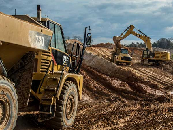 Caterpillar To Produce 98 Tonne Off Road Trucks In India