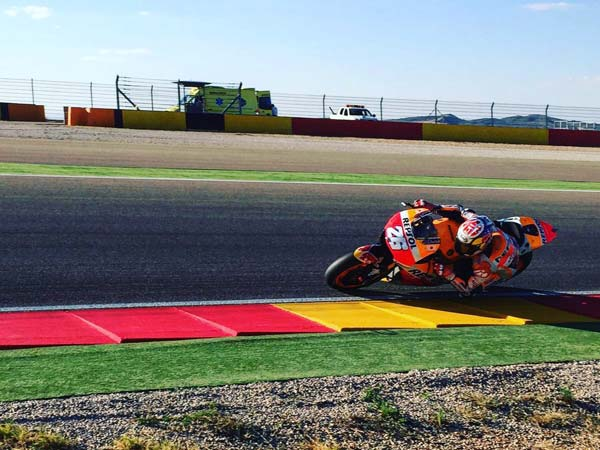 Repsol Honda Team To Skip Two-Day Jerez Test