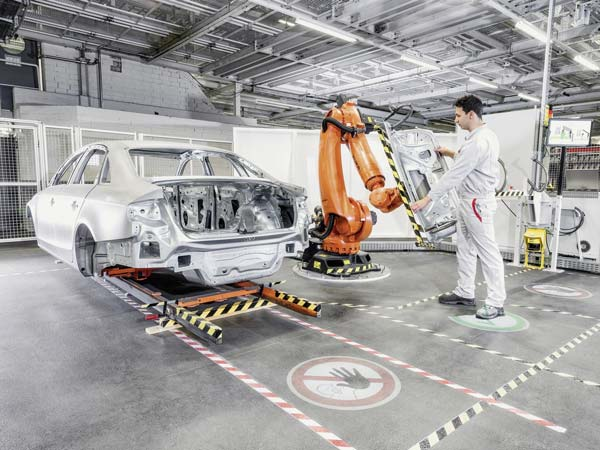 Audi Predicting End Of The Production Line