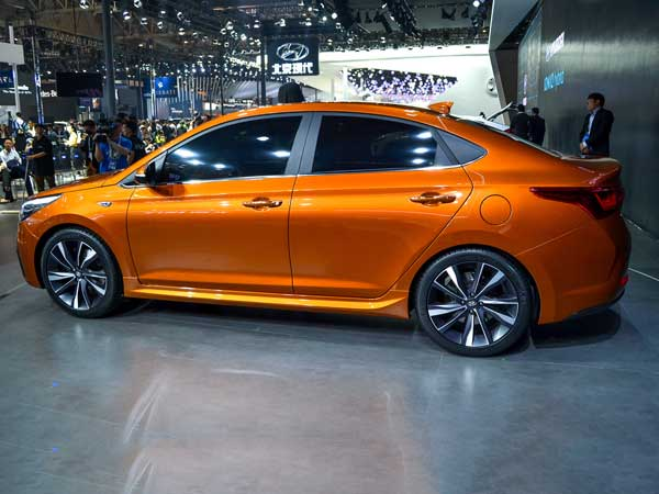 Hyundai To Feature Mild-Hybrid Tech On The 2017 Verna