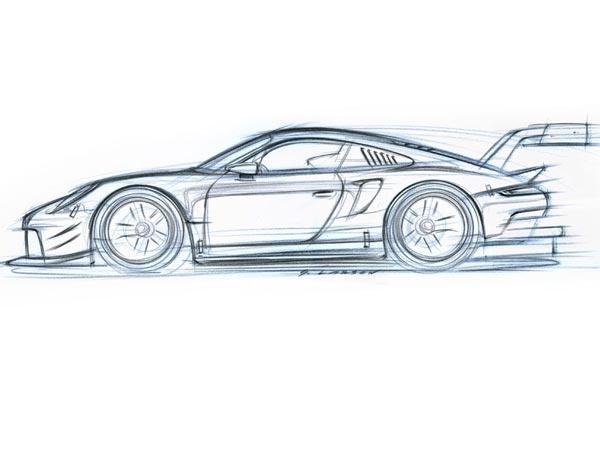 2017 porsche 911 rsr teased ahead of la debut drivespark