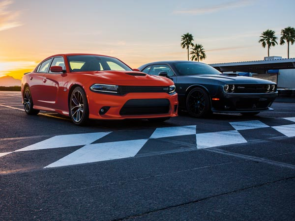 Fiat Chrysler Automobiles Looking At Business Case For Right-Hand-Drive Dodge Charger And Challenger