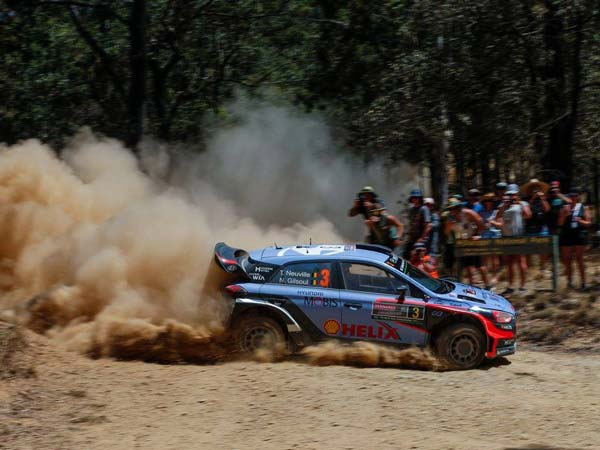 WRC Rally Australia — Volkswagen Signs Off With Victory