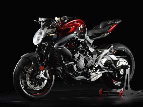 MV Agusta Receives Investment From Black Ocean Group