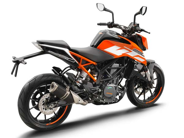 2017 KTM 250 Duke Revealed; Misses Out On Several Features