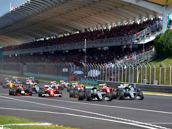 Formula One: Bernie Ecclestone Proposes Double-Header Formula One Races