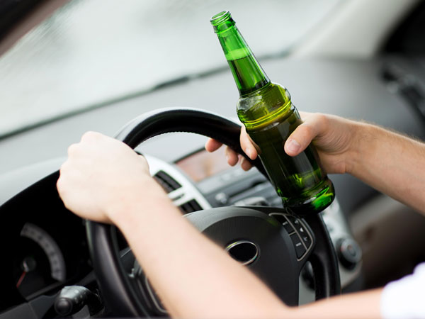 7. Avoid Driving After Drinking