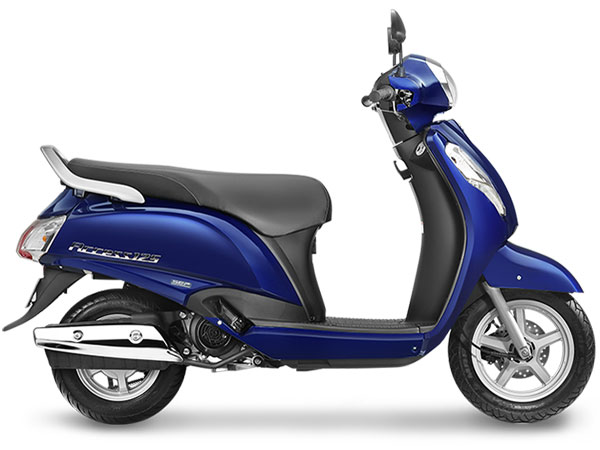 Suzuki Access 125 Used In Delhi For Tuberculosis Surveillance