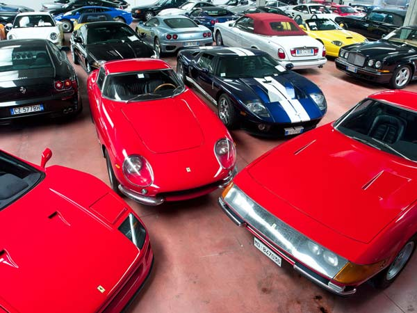 RM Sotheby's Duemila Ruote Auction Features A Stunning Range Of Ultra-Rare Supercars