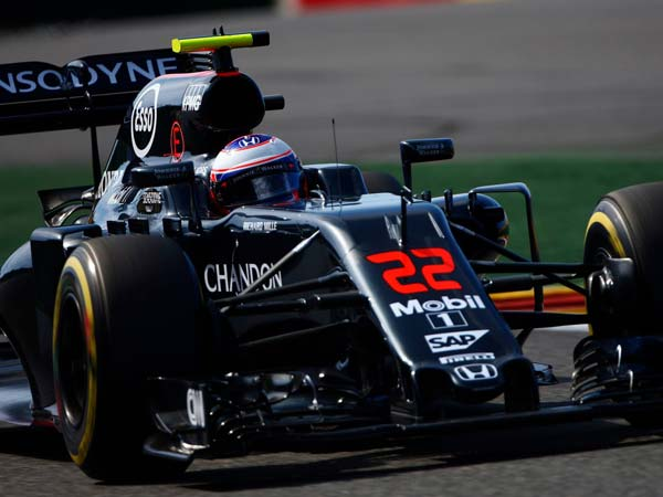 Jenson Button Prepares For Formula One Farewell With McLaren Honda