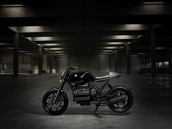 This Is What You Get When Austrians Rebuild A German Motorcycle — The BMW K100 Xaver Scrambler