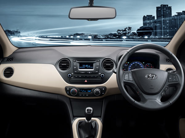 Hyundai Xcent Compact Sedan To Be Updated For Indian Market By 2018