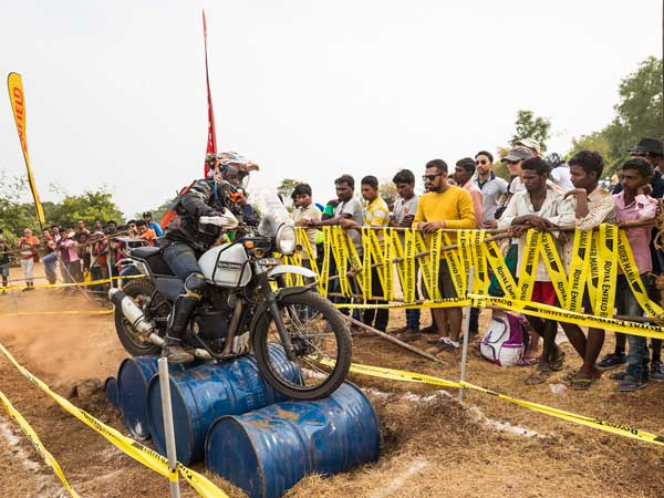 Royal Enfield 2016 Rider Mania Comes To An End In Goa