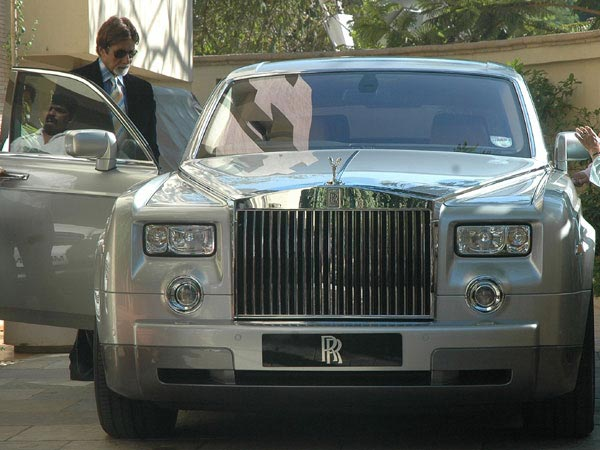 Indian Celebrity Rolls Royce Owners