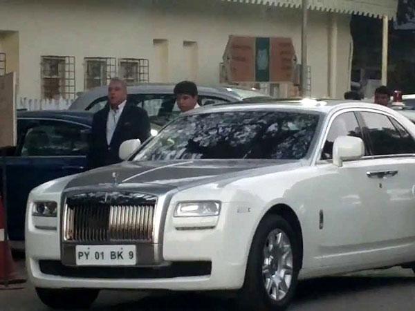 Indian Rolls Royce Owners Celebrities Luxury Car Drivespark News