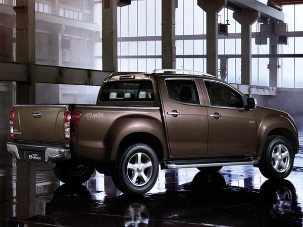 Isuzu Exempted From Motor Vehicle Tax In Andhra Pradesh