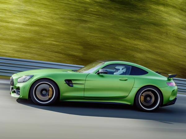 Menacing Mercedes-AMG GT Black Series To Launch By 2018