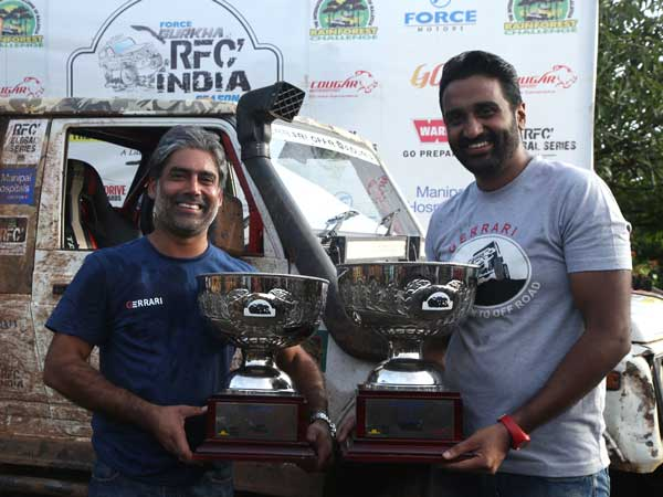 RFC India Winners Geared Up For Grand Final In Malaysia