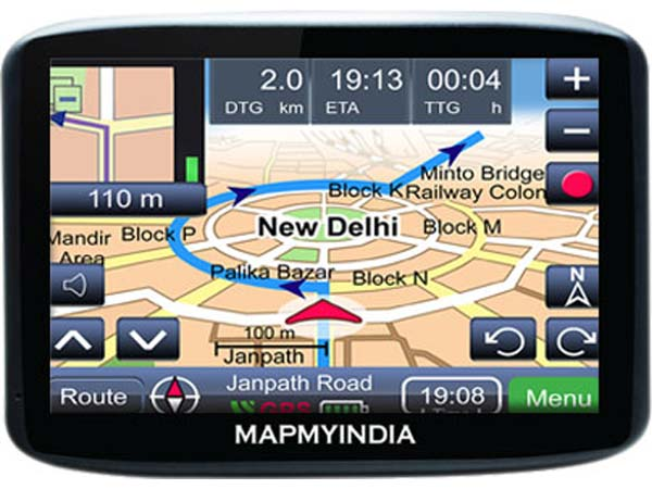 Top 5 Best GPS Navigation System In India - DriveSpark News