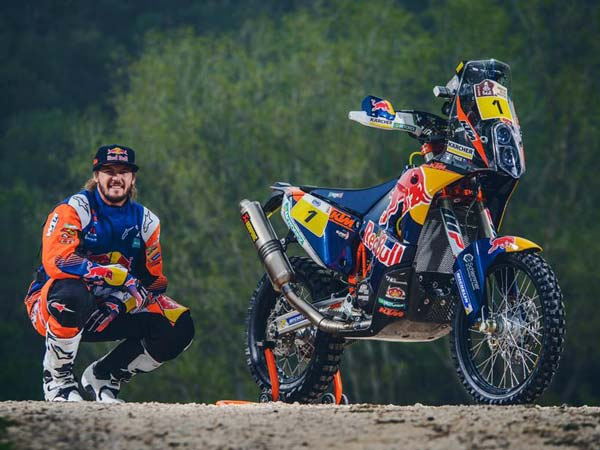 Toby Price To Focus On Dakar 2017 After Baja 1000 Disappointment
