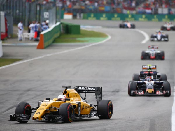 German GP Likely To Be Dropped From 2017 Formula One Calendar