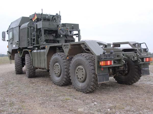 Rheinmetall Gets Rs 972 Cr HX81 Tractor-Trailers Contract