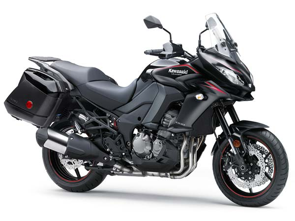 Kawasaki Versys 650 & 1000 Motorcycles Updated For 2017