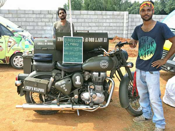 Meet The Barbecue Bulleteer From Bangalore
