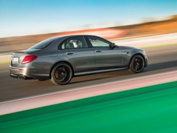 Mercedes-Benz E-Class To Get Wireless Connectivity; Courtesy Continental