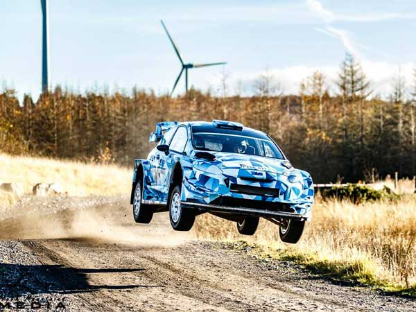 World Rally Championship: Sebastien Ogier Tests Toyota And M-Sport Ford WRC Cars