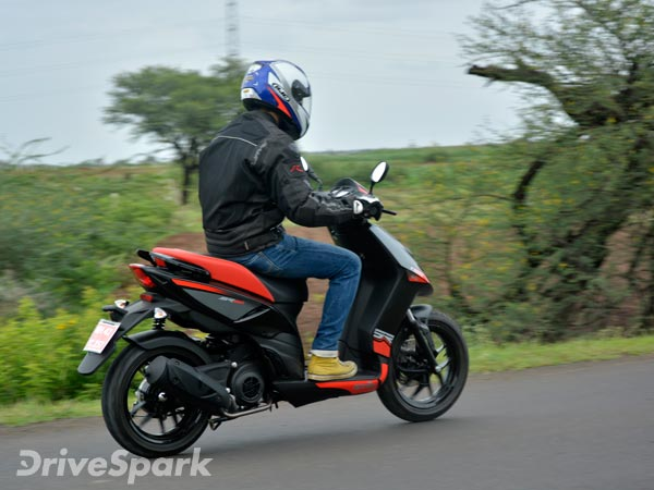 Aprilia SR 150 Is The Bestselling Piaggio Scooter — Outpaces Vespa Range Of Scooters