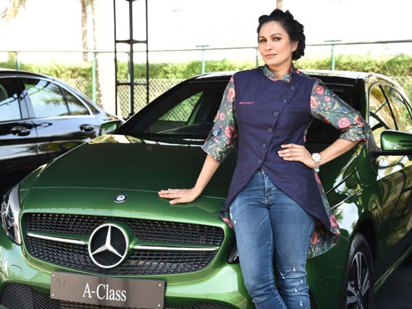 Mercedes-Benz Luxe Drive Held In Pune On November 26-27