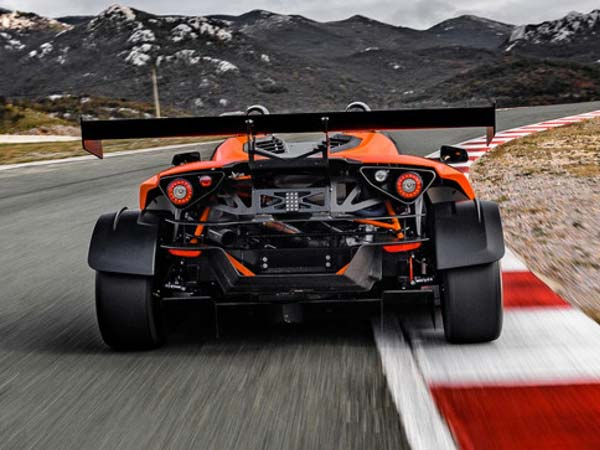 KTM Reveals Facelifted X-Bow R And X-Bow RR - DriveSpark News