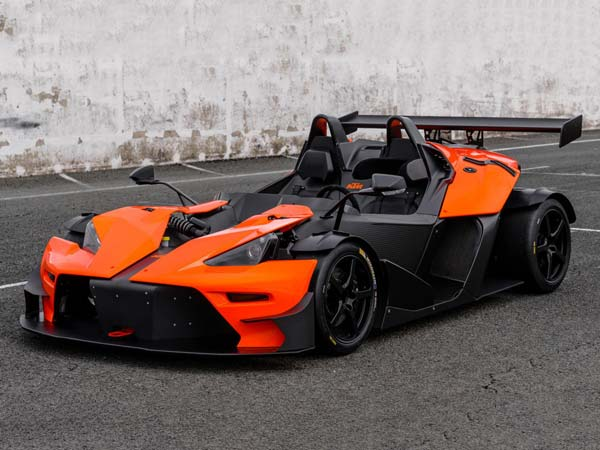 KTM Reveals Facelifted X-Bow R And X-Bow RR